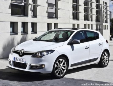 RENAULT NEW MEGANE BERLINE