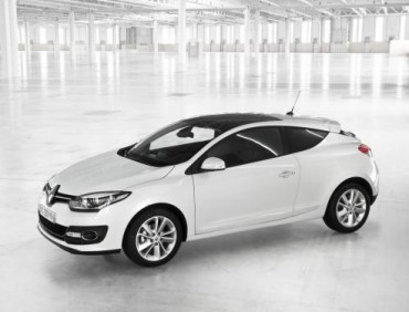 RENAULT NEW MEGANE COUPE